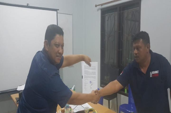 Tim Gakkum, PT GKP mempunya surat lengkap