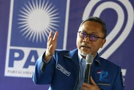 Wakil ketua umum PAN dalam pemilihan kandidat kongres
