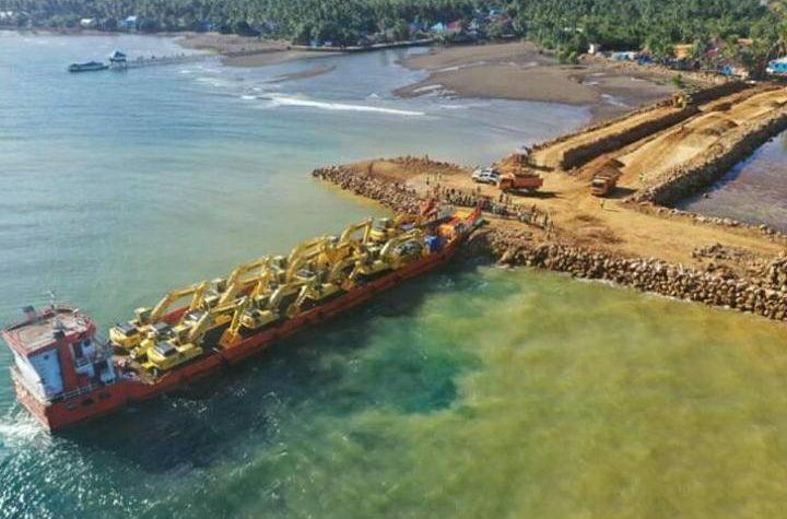 PT GKP di Pulau Wawonii Dianggap Bantu Perekonomian Masyarakat