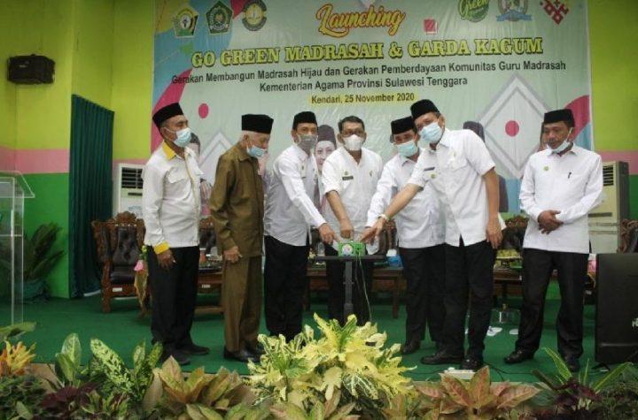 go green madrasah