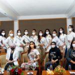 Sempat Ditunda Karena Pandemi, Pemilihan Putri Indonesia Sultra Dilanjutkan